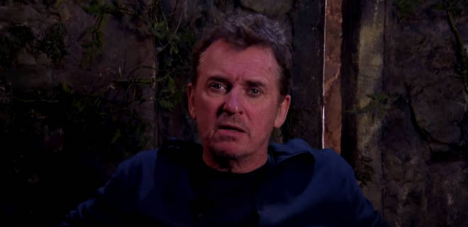 Shane Richie and AJ Pritchard were the only campmates to have tension