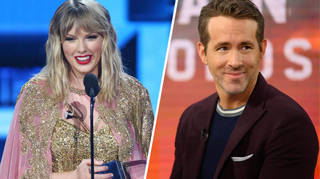 Taylor Swift let pal Ryan Reynolds use her rerecording of 'Love Story' on his new advert