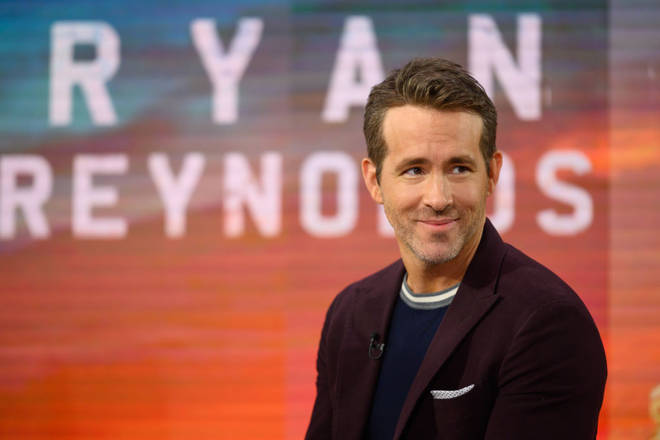 Ryan Reynolds asked Taylor Swift permission to use her new version of 'Love Story' on an ad