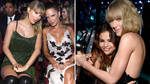 Taylor Swift has a huge group of celebrity friends