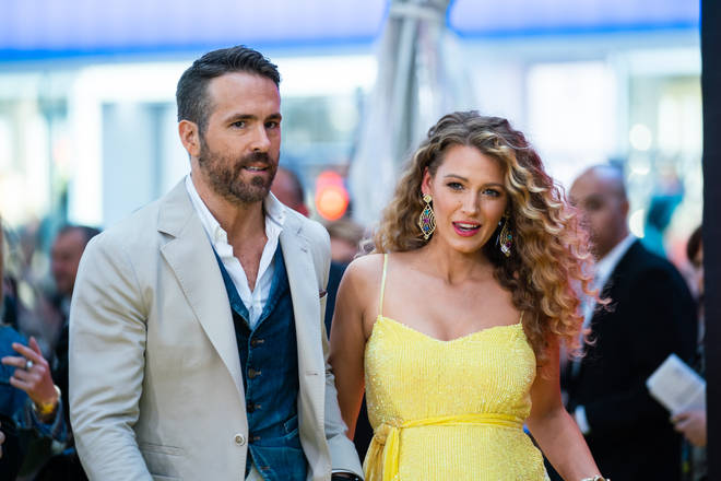 Ryan Reynolds and Blake Lively are close friends with Taylor Swift