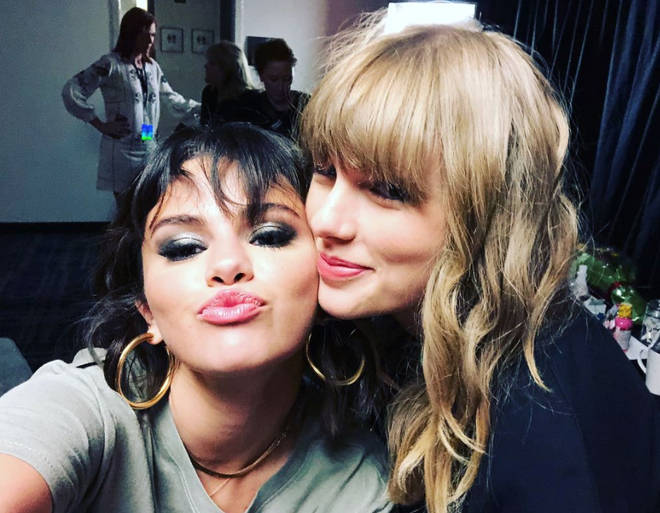 Taylor Swift and Selena Gomez entered the limelight at the same time