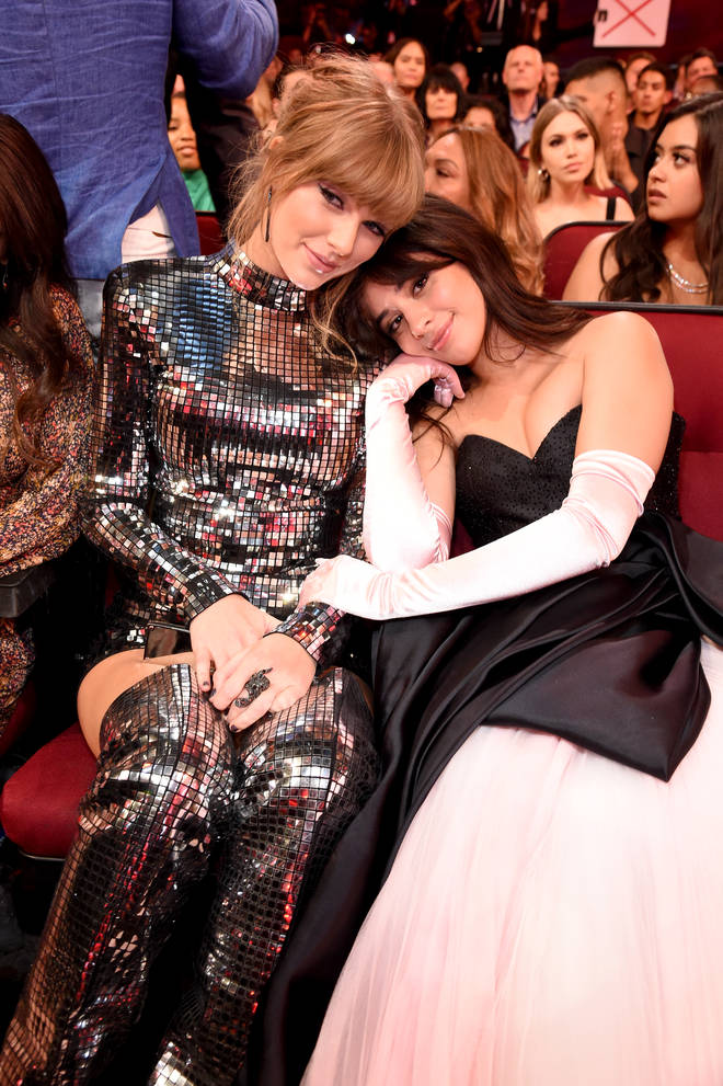 Taylor Swift and Camila Cabello share similar passions