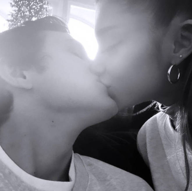 Ariana and Dalton are seriously in love!