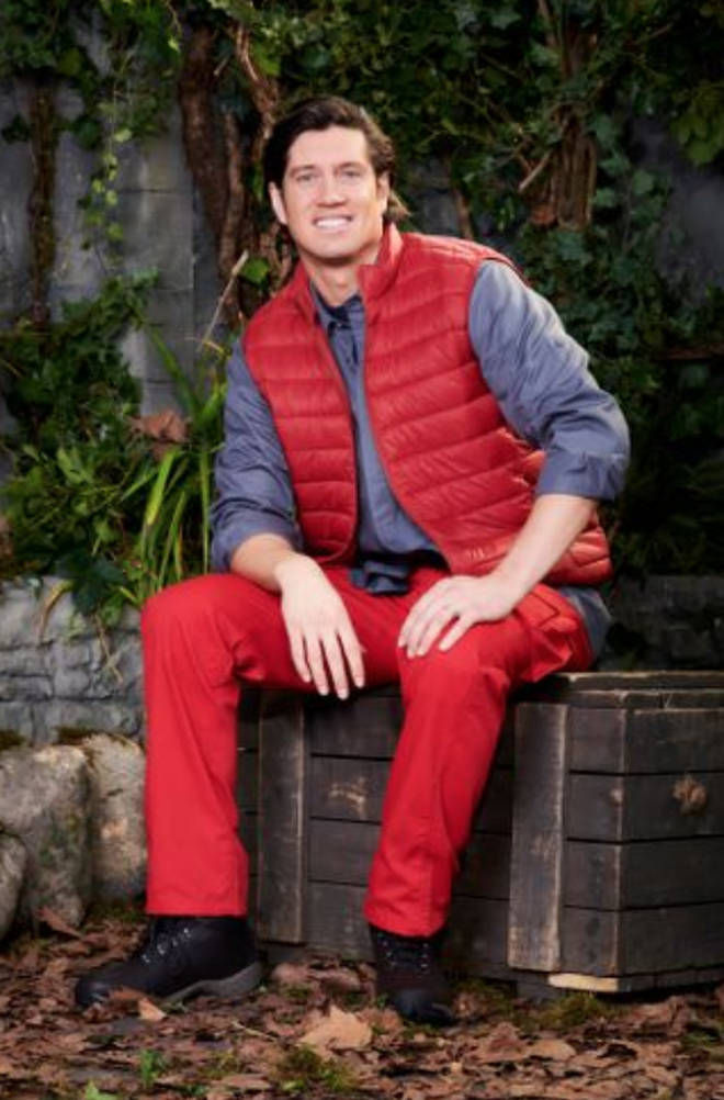 Vernon Kay has made it to the I'm A Celebrity final.