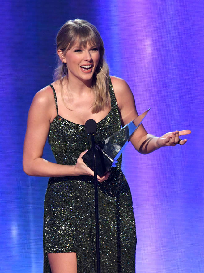 'Lover' was the first album Taylor Swift fully owned