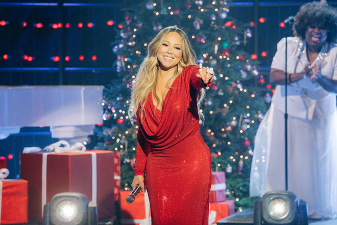 Mariah Carey is the definition of Christmas