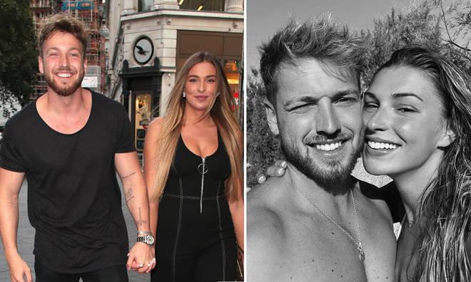 Sam Thompson and Zara McDermott are back together
