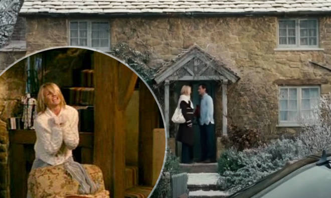 Can you rent the cottage from 'The Holiday'?
