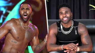 Jason Derulo spoke about The Best of Capital's Jingle Bell Ball