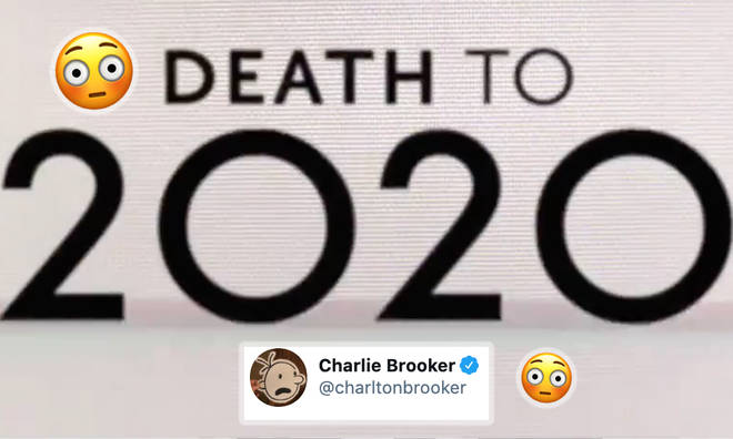 'Black Mirror' couldn't even have imagined 2020 as they tease episode