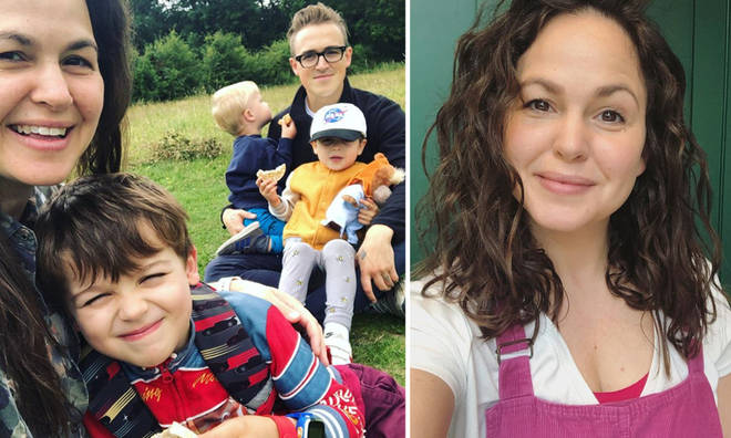 Giovanna Fletcher has opened up about a miscarriage she suffered.