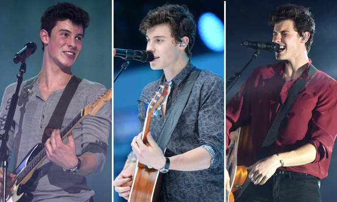 Shawn Mendes has grown up in front of our eyes at the Jingle Bell and Summertime Ball