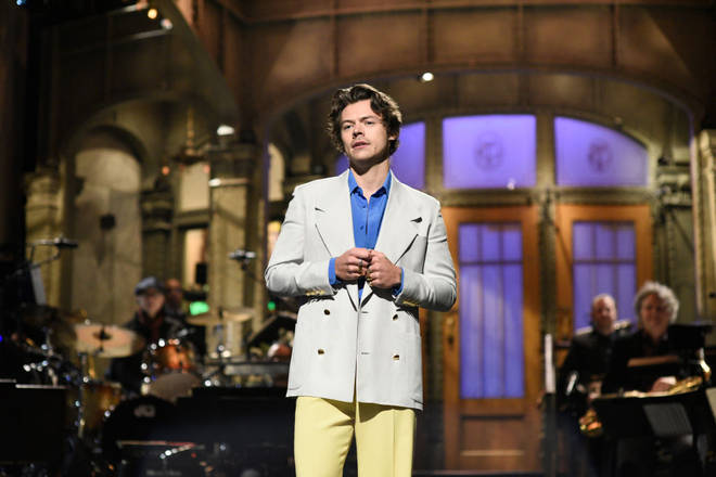 Harry Styles has made blazers his own