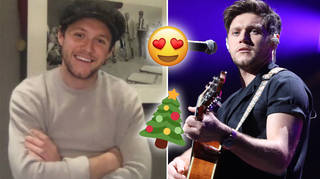 Niall Horan revealed his Christmas plans on the kids TV show, The Den.