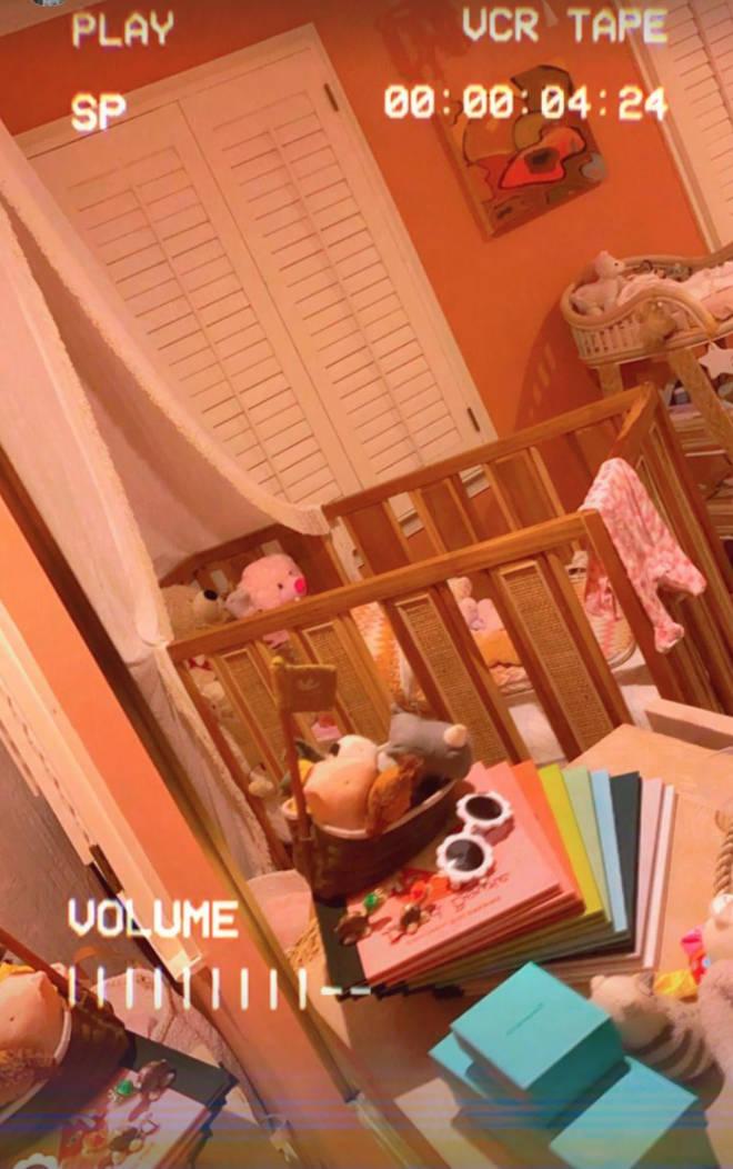 Gigi Hadid's baby daughter has a super cosy nursery