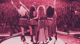 Watch Little Mix's LM5 tour performance at London's O2