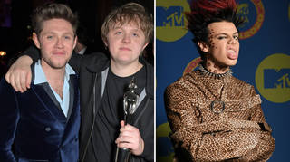 Niall Horan, Lewis Capaldi and Yungblud are all good friends