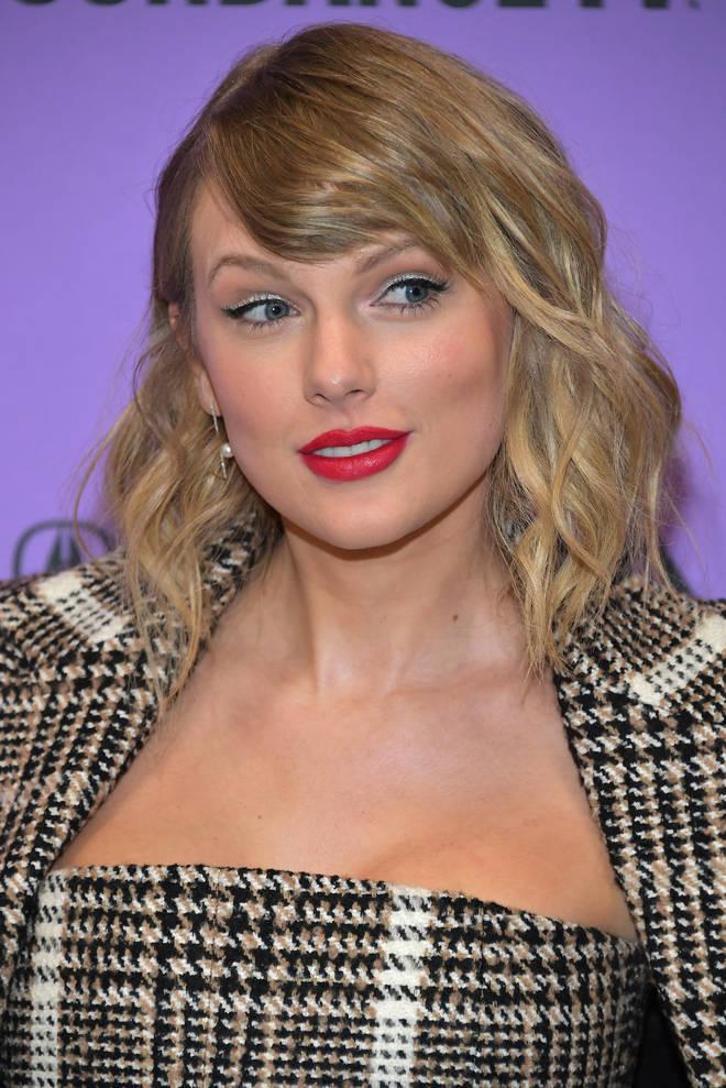 Taylor Swift has a number of songs about boyfriend Joe Alwyn