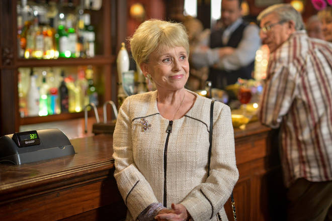 Peggy Mitchell sadly passed away at the age of 83