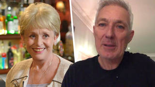 Martin Kemp shared memories with Barbara Windsor following her passing