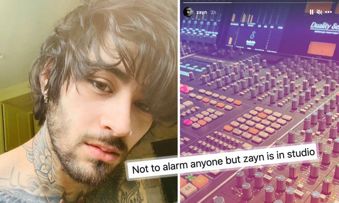 Zayn shares snippet of new music as third album rumours grow