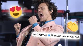 Harry Styles' 'Fine Line' album is ICONIC.