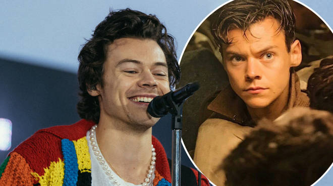 Harry Styles fell in love with acting during Dunkirk