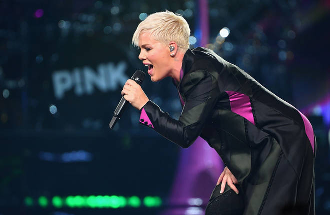 Pink's 'Beautiful Trauma World Tour' will hit the UK in June 2019