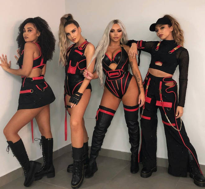 Jesy Nelson has quit Little Mix but Jade Thirlwall, Leigh-Anne Pinnock and Perrie Edwards will carry on as a trio.