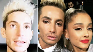 Frankie & Ariana have an incredibly close relationship