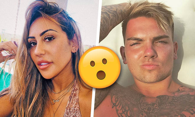 Geordie Shore's Sophie Kasaei punched Sam Gowland in the face in Benidorm
