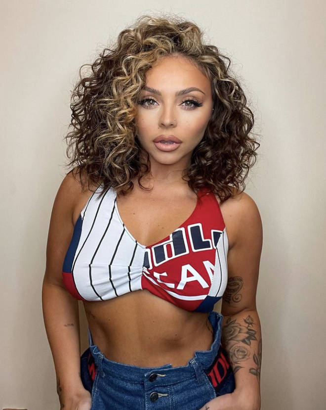Jesy Nelson posts first Instagram since leaving Little Mix