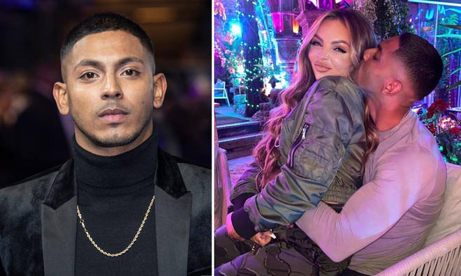 Jesy Nelson's boyfriend reflected on his 'rollercoaster' year