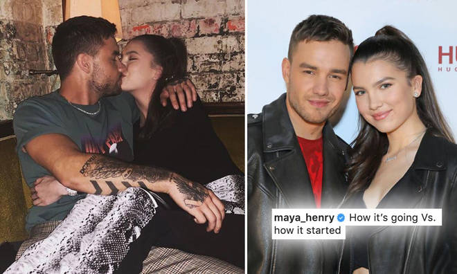 Liam Payne and Maya Henry have been dating since summer 2019