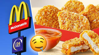 McDonald's are introducing a new flavour of chicken nuggets