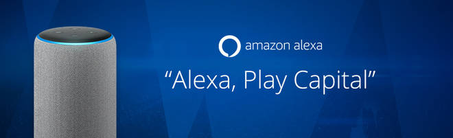 Listen To Capital On Alexa.