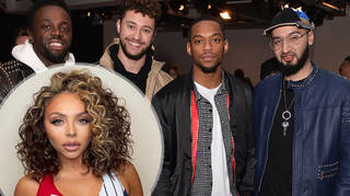 Rak-Su say Jesy Nelson leaving Little Mix 'could save her life'