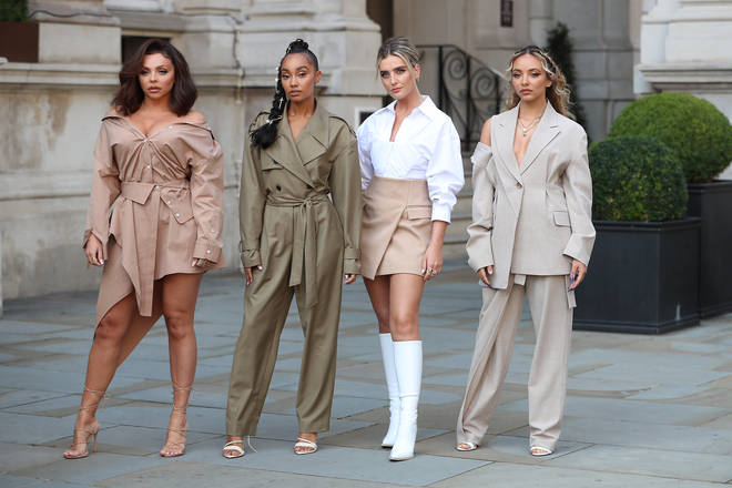 Little Mix have said goodbye to Jesy Nelson after nine years