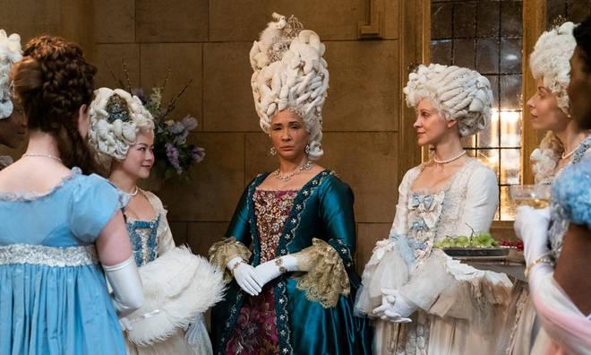 Bridgerton is set in Regency London