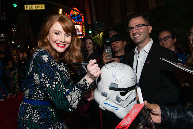 Bryce Dallas Howard spoke about directing other Star Wars projects
