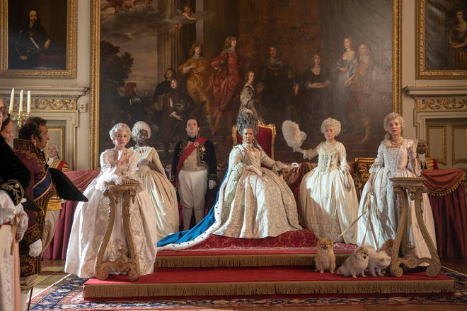 Bridgerton: The London season is when the debutantes look for a suitable husband