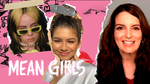 Tina Fey said she'd be open to casting Zendaya and Billie Eilish in Mean Girls