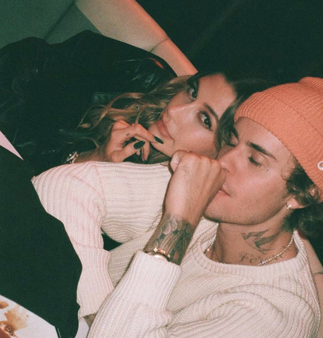 Hailey and Justin Bieber don't usually shy away from Instagram PDAs