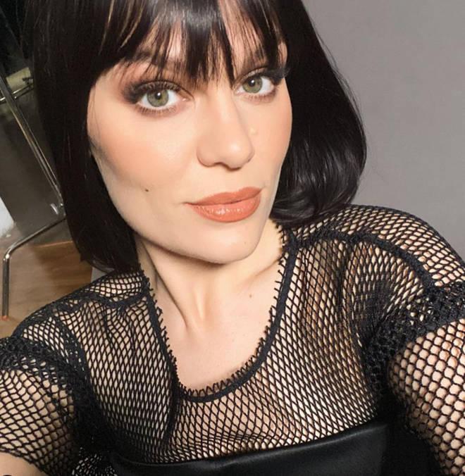 Jessie J began feeling dizzy on Christmas Eve