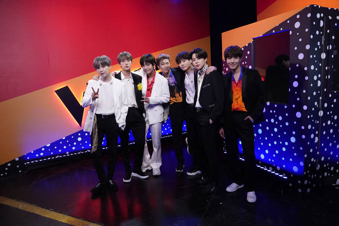 BTS are performing with fellow K-Pop artists on NYE 2020