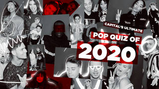How well do you remember the showbiz news of 2020?