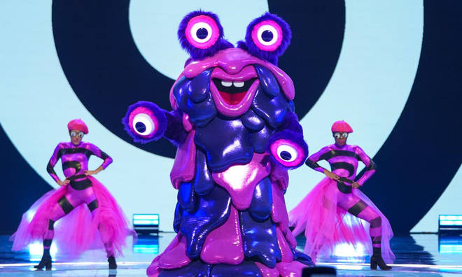 Who is Blob on The Masked Singer?