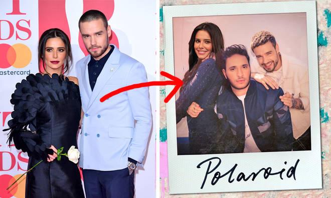 Liam Payne and Cheryl almost recorded a duet on Jonas Blue's 'Polaroid'
