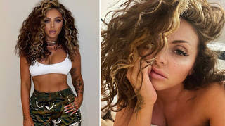 Jesy Nelson has shared her first post of 2021.